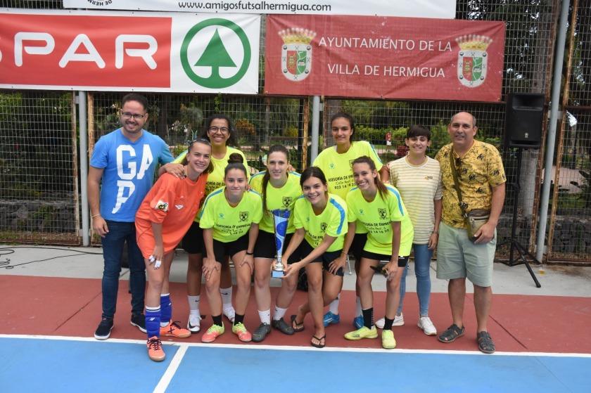 2019 - Feminas Campeon El Palmar FS