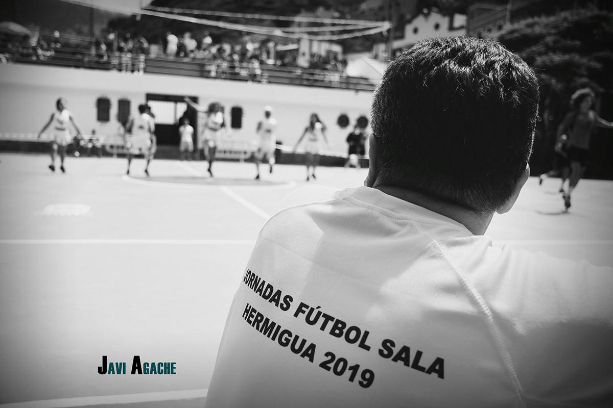 Galería de fotos de las XIX Jornadas de Fútbol Sala de Hermigua2019